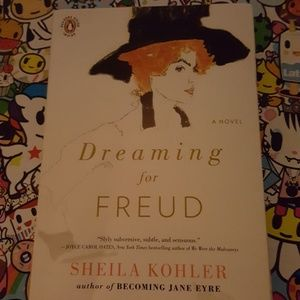 Dreaming of Freud novel NWOT